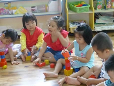Những trò chơi tư duy giúp bé phát triển trí thông minh